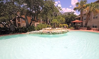 Pool, 1801 Palm Valley Blvd, 1