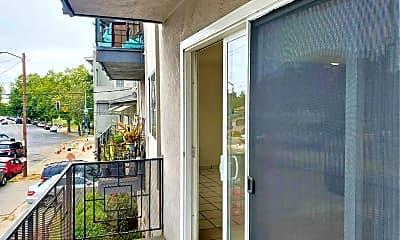 Patio / Deck, 2619 High Street 01-12, 1