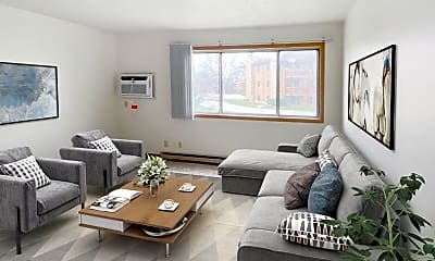 Living Room, 2601 14th St S, 0