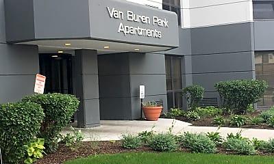 Van Buren Apartments, 1