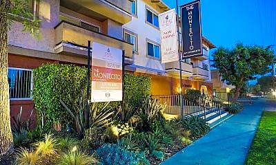 Community Signage, Montecito Vistas, 0
