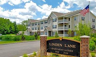 Building, Linden Lane, 0