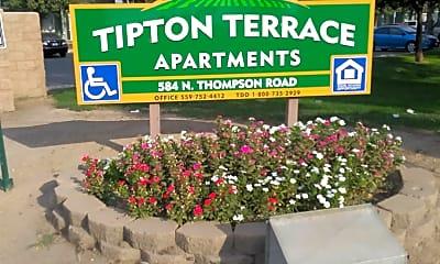 Tipton Terrace Apartments, 1
