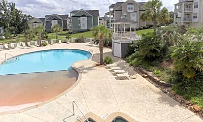 Pool, Hammock Bay, 0