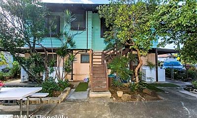Building, 831 Kuikahi St, 2