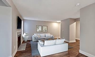 Living Room, Sunset 320, 1