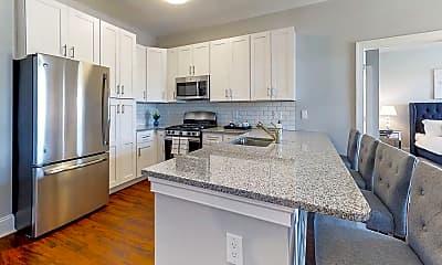 Kitchen, Plaza Grande at Garden State Park - 55+, 2