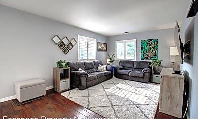 Living Room, 1365 Quitman Street, 1