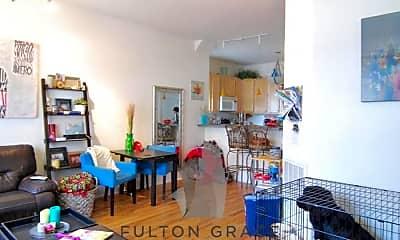 Living Room, 2430 N Marshfield Ave, 2