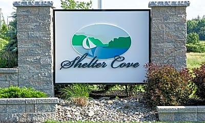 Community Signage, Shelter Cove Apartments, 2