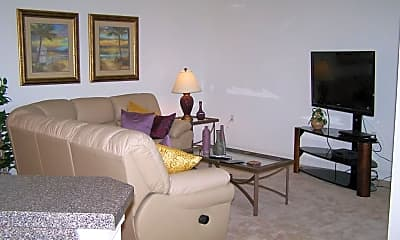Living Room, 10510 Amiata Way 302, 1