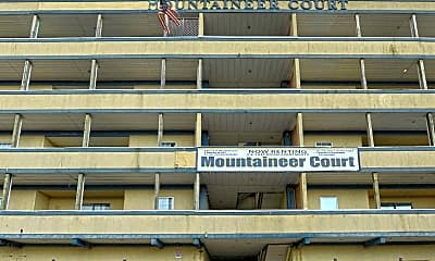 Building, Mountaineer Court, 0
