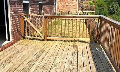 Patio / Deck, 3491 Whispering Spring Avenue, 2
