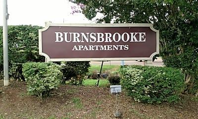 Burnsbrooke Apartments, 1