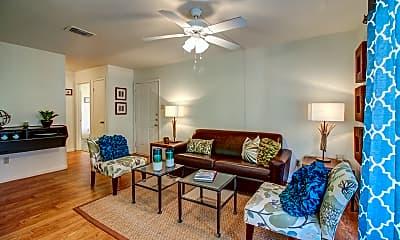 Living Room, Laurel Ridge, 1