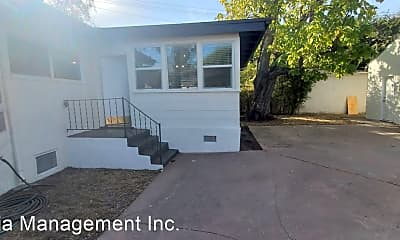 Patio / Deck, 11733 La Maida Street, 2
