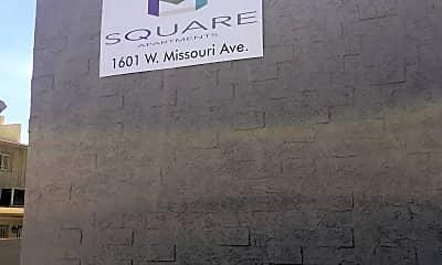 Square Apartments, 1