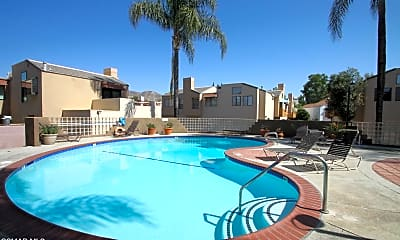 Pool, 4271 Las Virgenes Rd 7, 2