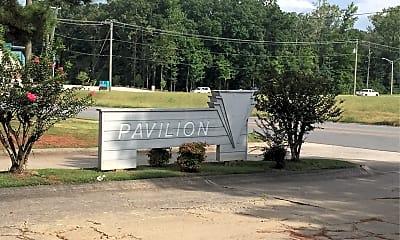 Pavilion Apartments, 1