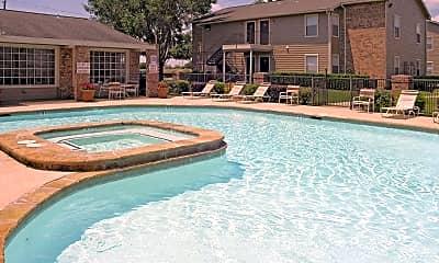 Pool, Solarium Apartments, 0