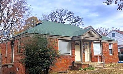 Building, 2101 S V St, 0