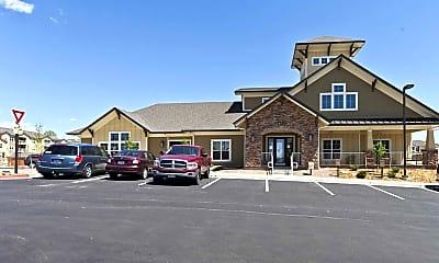 Leasing Office, Mesa Ridge, 2