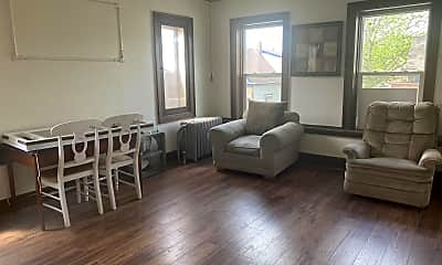 Living Room, 2950 South 13th Street, 1