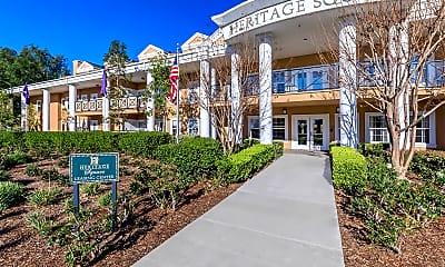Community Signage, Heritage Square Senior Apartment Homes, 0