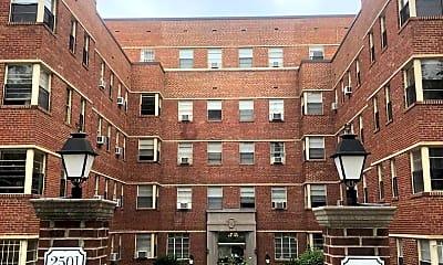 Building, 2501 Q Street, 2