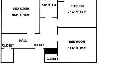 Bathroom, 702 E State St, 2