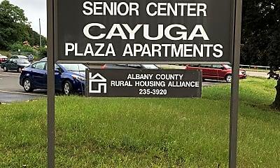 Cayuga Plaza Apartments, 1