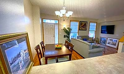 Dining Room, 1613 Legacy Pkwy E 712, 1