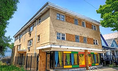 Building, 8216 S Exchange Ave, 0