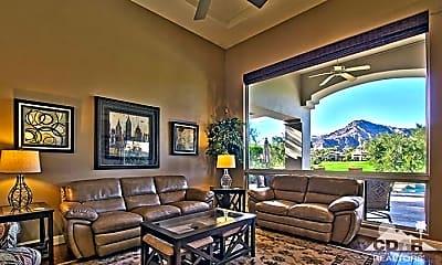 Living Room, 78758 Via Carmel, 1