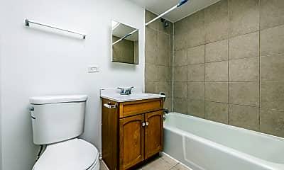 Bathroom, 2115 S. 4th, 2