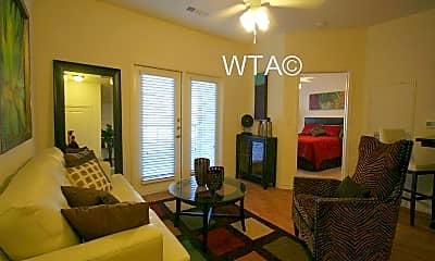 Living Room, 6212 Crow Lane, 0