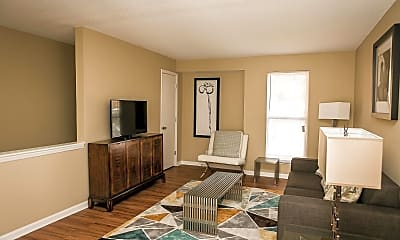 Living Room, 4600 Central Ave, 0