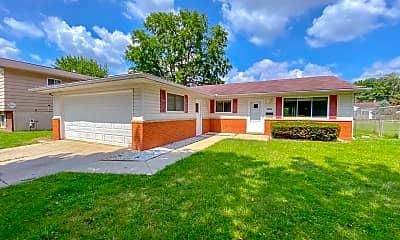 Building, 5008 Carbondale Dr, 2