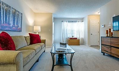 Living Room, 100 Lakeshore Dr NE, 1