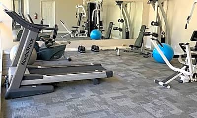 Fitness Weight Room, Villa Palazzo, 1