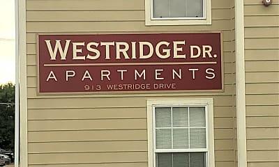 Westridge Apartments, 1