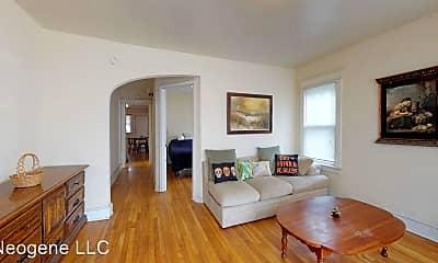 Living Room, 86 Oak St, 1