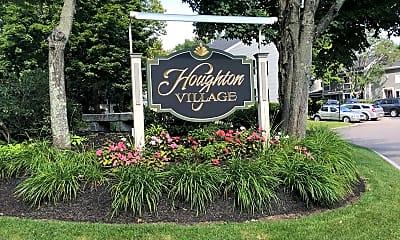 Houghton Village, 1