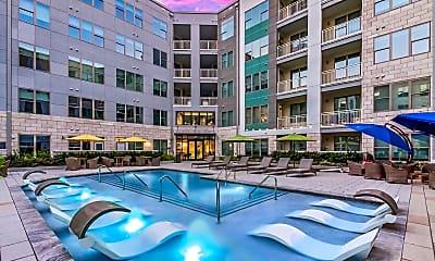 Pool, Greenside, 0