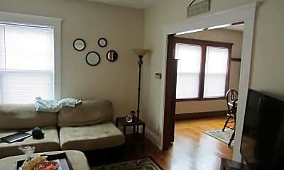 Living Room, 25 Magnolia St, 0