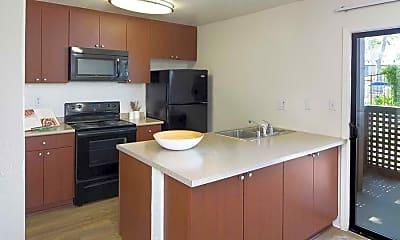 Kitchen, eaves South Coast, 1