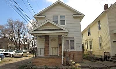 Building, 1117 Monroe St, 0