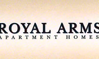 Royal Arms, 2