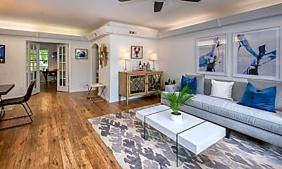 Living Room, 6885 E Cochise Rd 110, 1