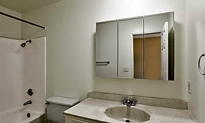 Bathroom, Meadowridge, 2